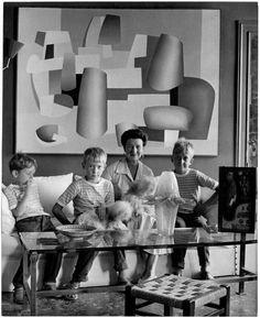 #thegallerytv #artcollector #interiors Peggy Guggenheim's Venice Palazzo