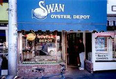 Swan Oyster Depot, San Francisco, CA  Oh MY!