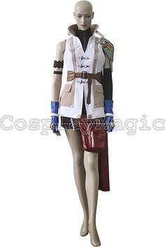 Final Fantasy XIII Lightning Cosplay. YES, because I love everything Lightning and her outfits are no exception.