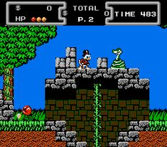 DuckTales - Nintendo NES