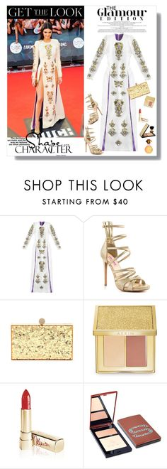 """""""Get the look Kendall Jenner"""" by sharoncrotty ❤ liked on Polyvore featuring FAUSTO PUGLISI, Betsey Johnson, Charlotte Olympia, AERIN, Dolce&Gabbana, Sisley and Salvador Dali"""