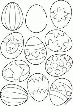 easter kids crafts Free Easter Colouring Pages- Free Easter Colouring Pages Free Printable Easter colouring pages for all ages to print and enjoy, allow the kids to get creative using these colouring pages. Free Easter Coloring Pages, Coloring Easter Eggs, Colouring Pages For Kids, Colouring Sheets, Easter Projects, Easter Crafts For Kids, Bunny Crafts, Easter Ideas, Easter Activities For Toddlers