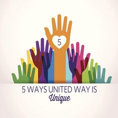 Here are five ways your contribution can shape our entire community. Together, we are helping people.
