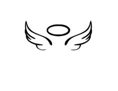 Want this on my upper right shoulder Mini Tattoos, Body Art Tattoos, Cool Tattoos, Tatoos, Small Wing Tattoos, Album Design, Miscarriage Tattoo, Tattoo Designs, Small Drawings