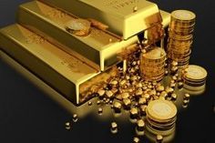 Investing In Gold #GoldBullionBars