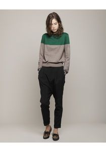 BOY BY BAND OF OUTSIDERS /  COLOR BLOCK SWEATER  $283.50