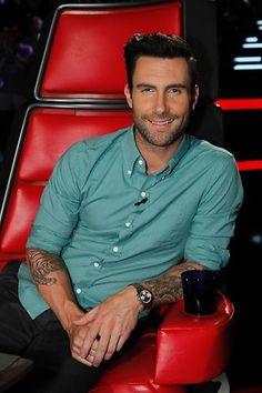 Adam Levine #TheVoice
