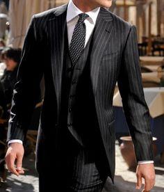 Exquisitely tailored