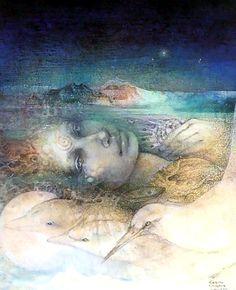 Aphrodite by Susan Seddon Boulet