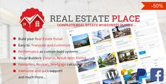 Real Estate Portal for WordPress - https://codeholder.net/item/wordpress/real-estate-portal-wordpress