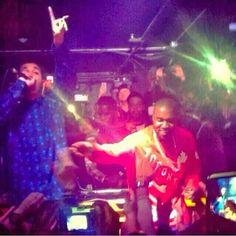BLACKANISMO: Kanye West usa Been Trill x Nomad Toronto Long Sleeve Shirt no Hoxton Nightclub
