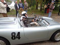 Leopold von Bayern im BMW 700 RS