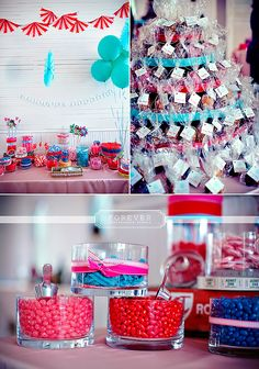 carnival wedding more like kids birthday party Carnival Themed Party, Carnival Wedding, Carnival Themes, Vintage Carnival, Circus Party, Wedding Favors, Wedding Ideas, Wedding Decor, Brunch Wedding