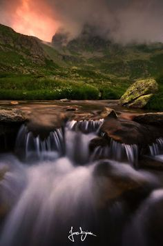 Furkapass Switzerland by James Binder