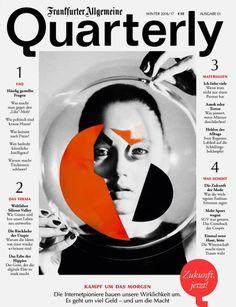 Frankfurter Allgemeine Quarterly magazine on Magpile
