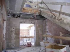 #Construction site in #Mallorca before #parytec started to work.Click to see what happened
