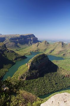 Blyde River Canyon, Mpumalanga | South Africa by Yipski