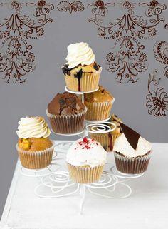 Cupcake Lujuria Vegana #vegan