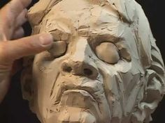 amazing clay sculpturing