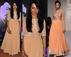Trisha Krishnan in Ridhi Mehra #perniaspopupshop #shopnow #celebritycloset #designer #clothing #accessories