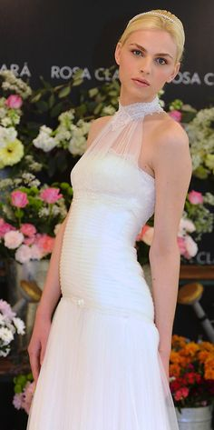 Barcelona: Male Model Andrej Pejic Models Wedding Dress; Continues Confusing Straight Dudes