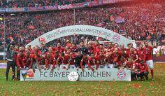 Deutscher Meister 2016    Bayern München
