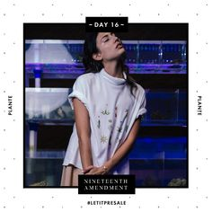 Day 16: This Plante tee will grow on you