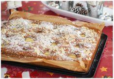 weihnachtlicher-apfel-gewuerzkuchen-familienkuchen Creative Cake Decorating, Creative Cakes, Xmas Food, No Bake Cake, Bon Appetit, Banana Bread, French Toast, Bakery, Food And Drink
