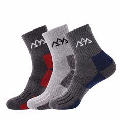 Unisex Gold Pineapple Print Athletic Quarter Ankle Print Breathable Hiking Running Socks