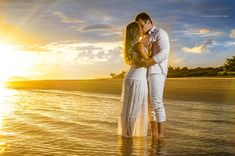 Ensaio na Praia | Beatriz + Jeronimo Vinicius Fadul | Fotografo Casamento…