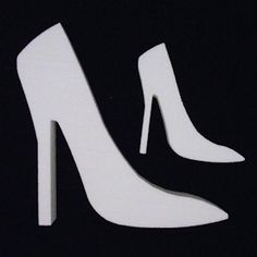 Styrofoam High Heel Shoe (EPS Foam) $2.50 party decor for the girly shoe lovey