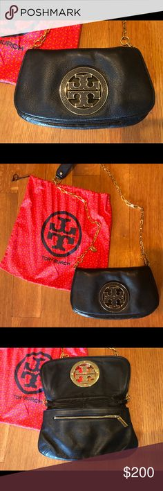 Tory Burch Crossbody Bag Tory Burch crossbody bag. Mint condition, barely used. Comes with bag in picture! Tory Burch Bags Crossbody Bags
