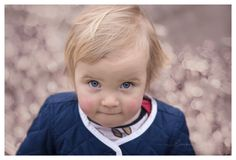 Gorgeous wee lady rocking her photo shoot. By Emma Steel