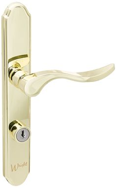 Wright Products Serenade Style Mortise Set, Brass >>> You can get more details by clicking on the image. (This is an affiliate link)