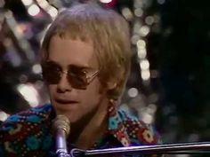 ▶ Elton John - Levon (1971) Live at BBC Studios - YouTube