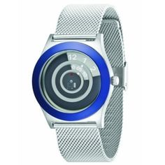 We are the singular source of the most unique modern watches from around the world. It's time to be different! Modern Watches, Cool Watches, The One, Unique Colors, My Favorite Color, Spinning, Style, Clocks, Colorful
