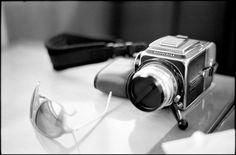 Camera, Light-meter, Sunglasses  December 12, 2011  Leica M7  Check.