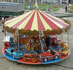 Merry-go-round mhmmm I just got a brilliant idea