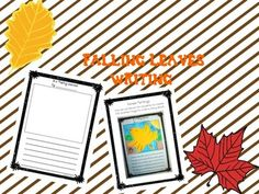 It's Falling Leaves Writing Freebie