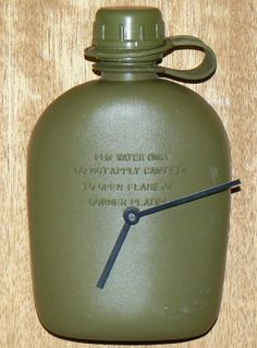 Military Canteen TIME