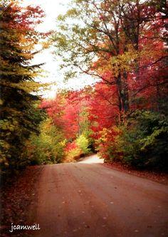 Adirondacks - take me home, country road - #adirondack