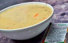Tárkonyos zöldségleves - NAGYON JÓ Cheeseburger Chowder, Fitt, Soup, Instagram, Soups