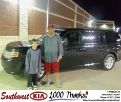 KATHY P WAS VERY GOOD AND VERY FRIENDLY! I GOT A GREAT CAR AT AN AFFORDABLE PAYMENT--WOUOD REC SW KIA TO EVERYONE   - Saturday, February 23, 2013 -   KRIS KERNS