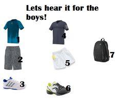 Lets Hear It For The Boys-Tennis Blog- DoItTennis