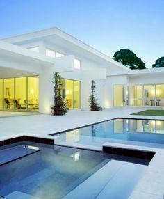 Noel Residence, Sarasota, Florida by Jonathan Parks Architect