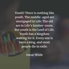 60 Youth quotes from famous people that will inspire you. Here are the best youth quotes and sayings to read that will inspire you. Youth is. Definition Of Youth, Natalie Clifford Barney, Youth Quotes, Alfred North Whitehead, Mary Mcleod Bethune, Courage To Change, Seasons Of Life, Nicholas Sparks, Quotes By Famous People