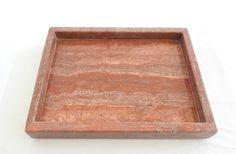 Marble decorative tray - Διακοσμητικός δίσκος από πορόλιθο