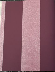 matte paint and glitter wallpaper to look like the Victorias Secret horizontal lines