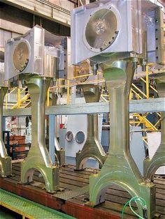 Kawasaki Heavy Industries Main Connecting Rods