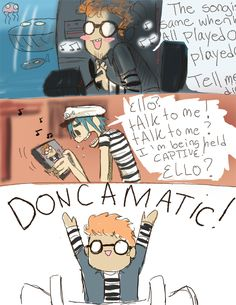 DONCAMATIC! (The Gorillaz feat. Daley)